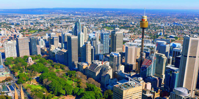 Sydney Tower Eye with 4D Cinema Experience - TIX  The best