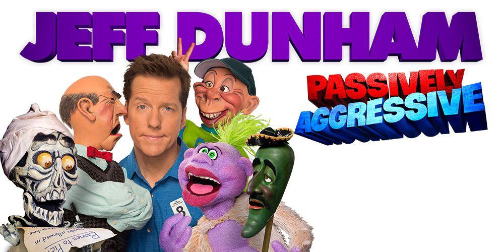Jeff Dunham – Passively AggressiveTour