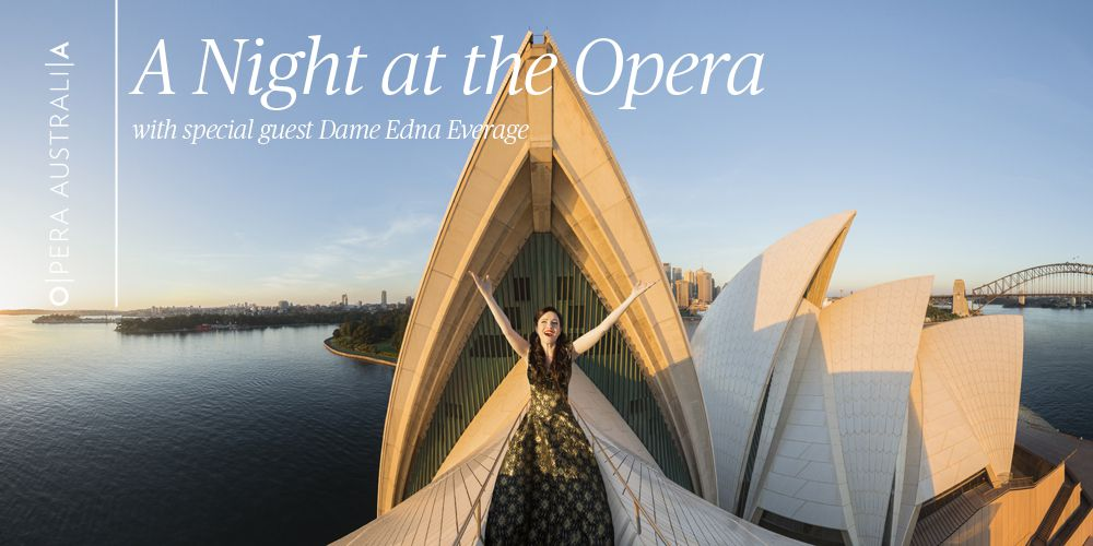 A Night at the Opera with special guest Dame Edna Everage