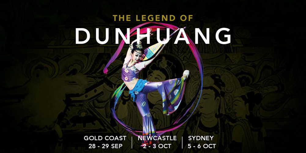 The Legend of Dunhuang