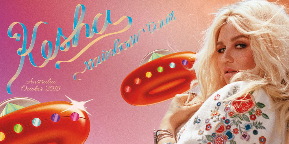 Kesha – Rainbow Tour