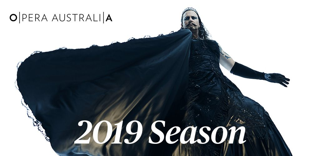 2019 Opera Australia Melbourne Subscriptions
