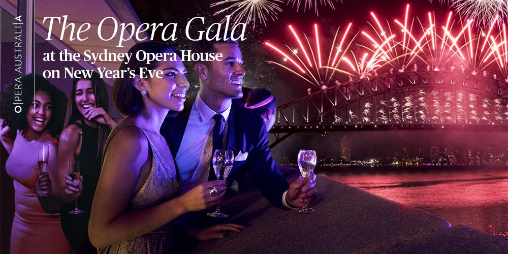 The Opera Gala On New Year's Eve