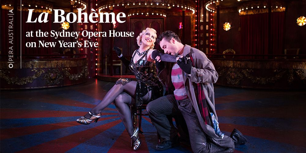 La Bohème on New Year's Eve