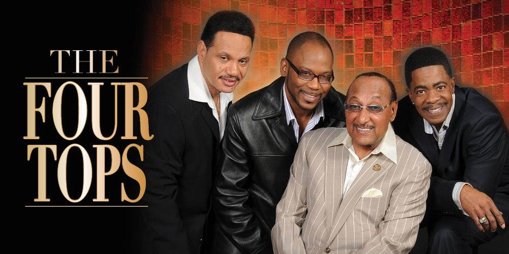 The Four Tops – In Cabaret