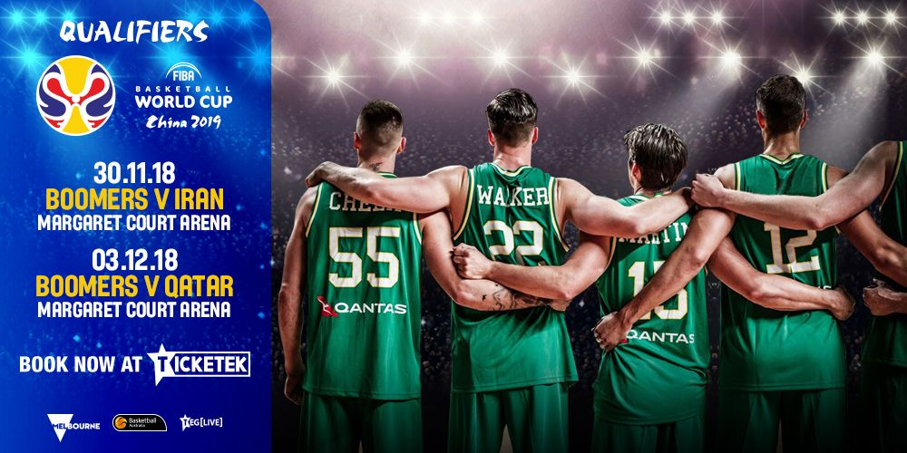 Boomers FIBA World Cup Qualifiers