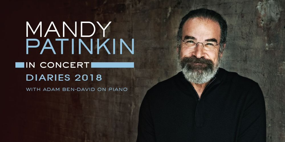 Mandy Patinkin in Concert