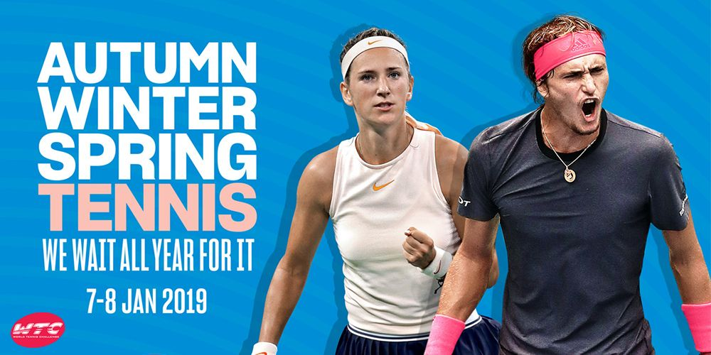 World Tennis Challenge 2019