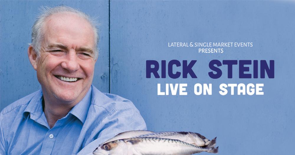 Rick Stein – Live on Stage