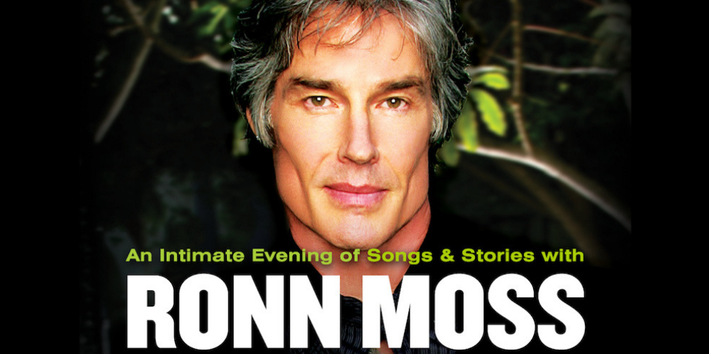 Songs and Stories with Ronn Moss