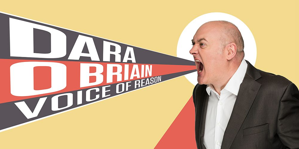 Dara O Briain Voice Of Reason