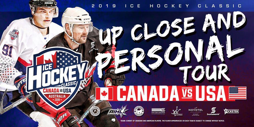 2019 Ice Hockey Classic