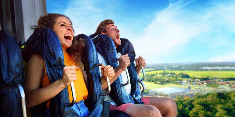 3 Day Ticket Dreamworld, WhiteWater World & SkyPoint
