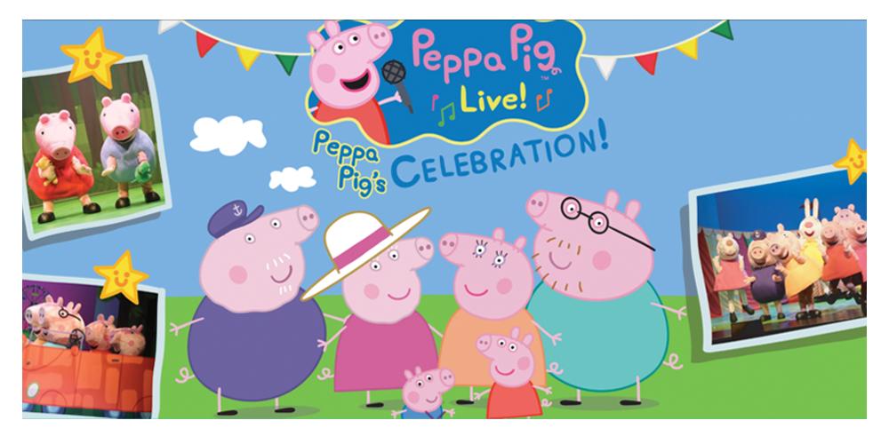 Peppa Pig Live: Peppa Pig's Celebration