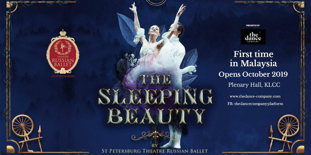 The Sleeping Beauty by St Petersburg Theatre Russian Ballet