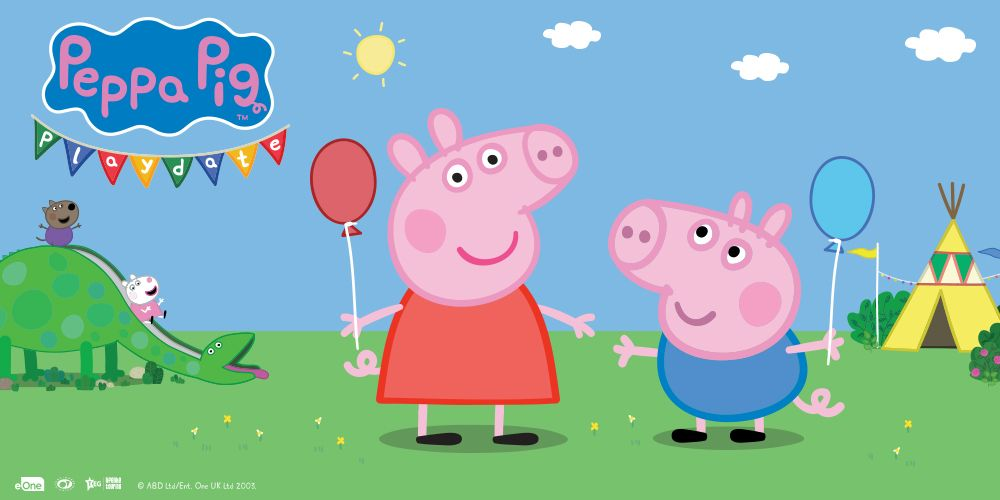 Peppa Pig Playdate
