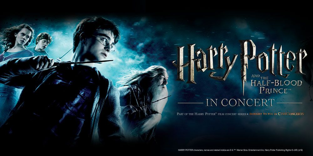 Harry Potter and the Half-Blood Prince™ in Concert