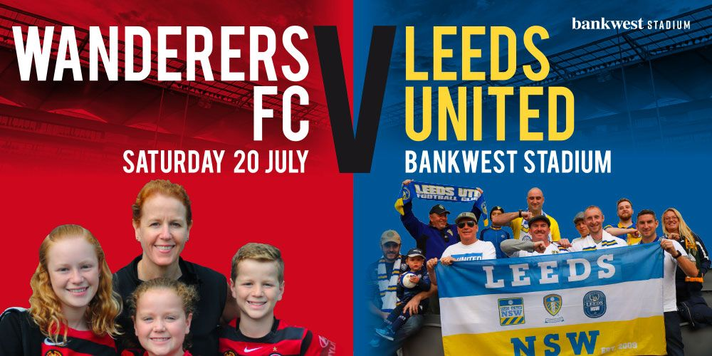 Western Sydney Wanderers vs Leeds United