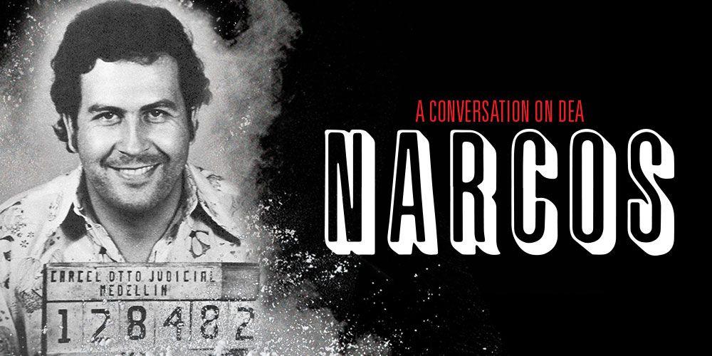 Narcos: With Steve Murphy & Javier Peña