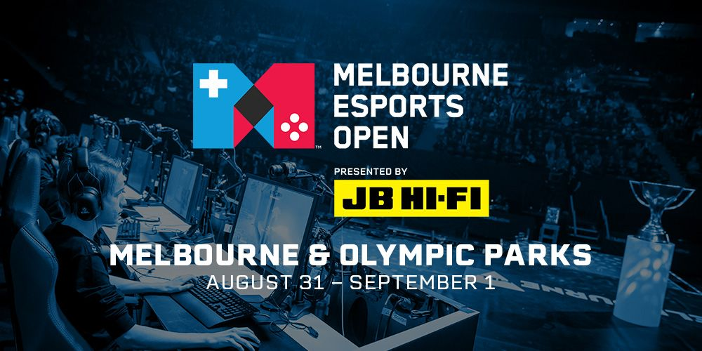 Melbourne Esports Open™