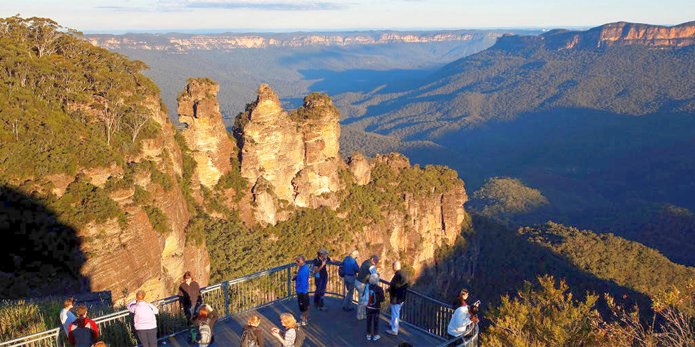 Blue Mountains Day Tour from Sydney