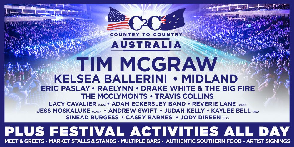 Country 2 Country