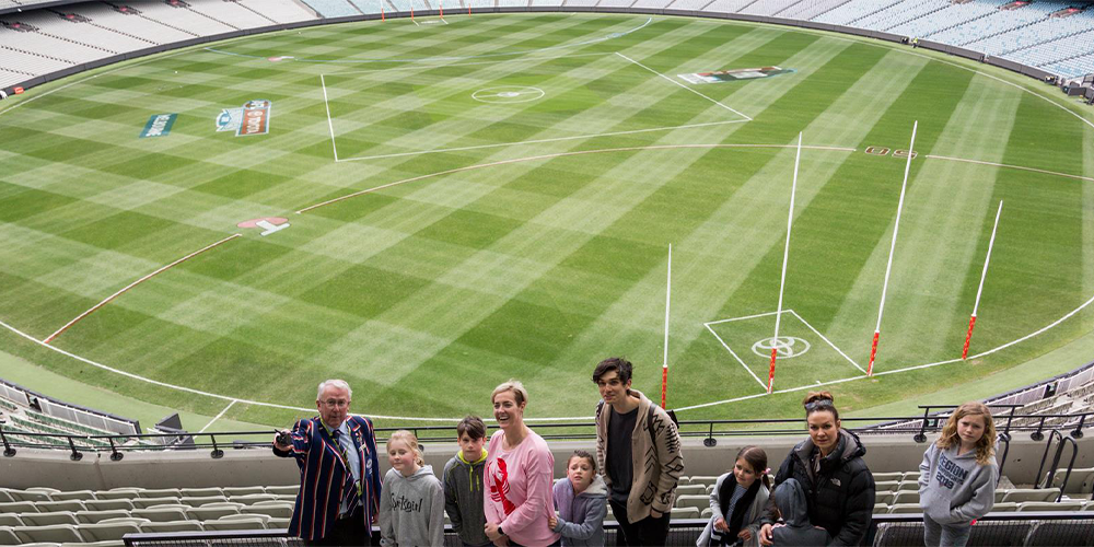 Melbourne Cricket Ground Tours