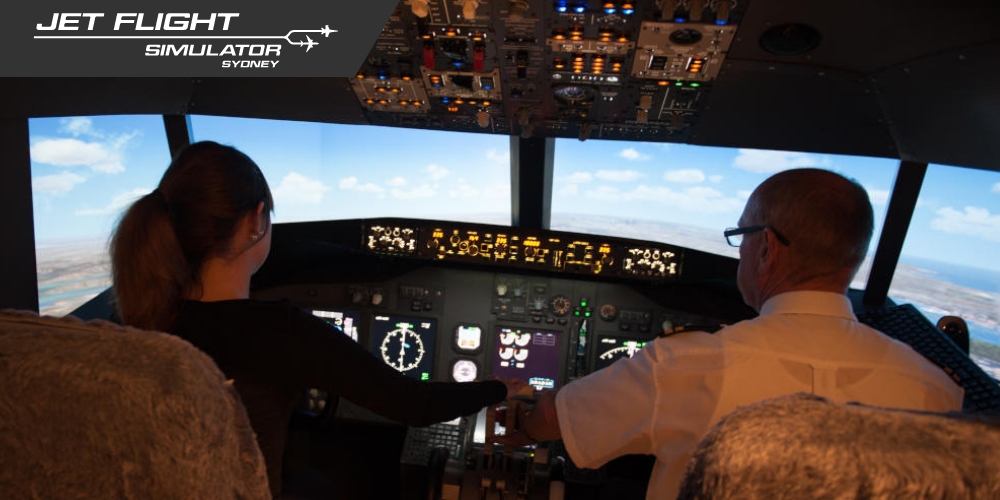 Sydney Flight Simulator