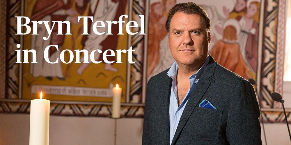 Bryn Terfel in Concert
