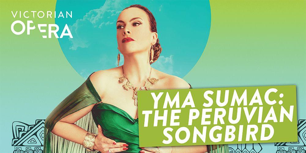 Yma Sumac: The Peruvian Songbird