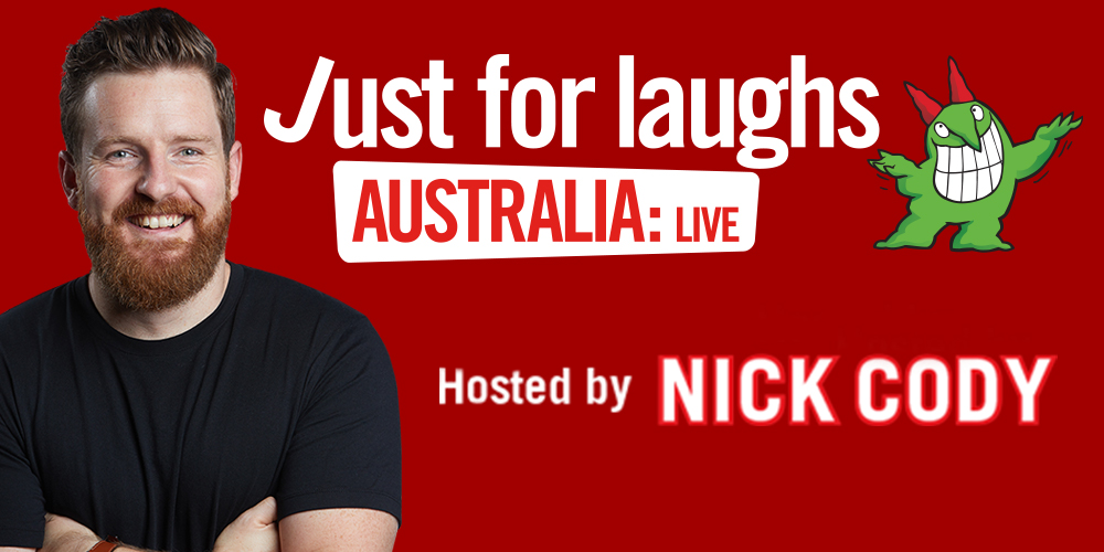 Just for Laughs Australia: LIVE