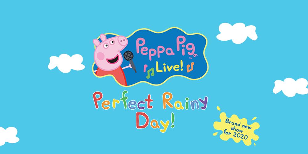 Peppa Pig Live – Perfect Rainy Day