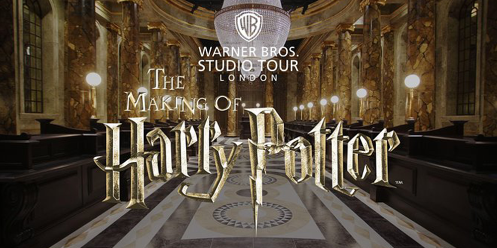 Warner Bros. Studio Tour London With Return Transportation from Victoria Station