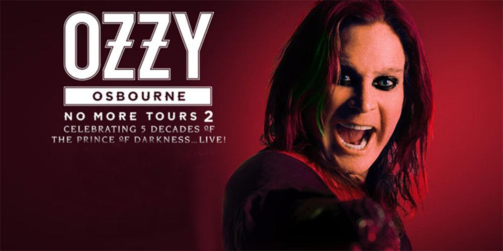 Ozzy Ozbourne: No More Tours 2