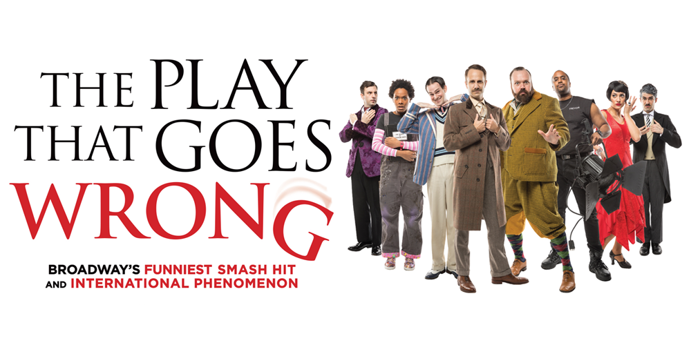 The Play That Goes Wrong Off Broadway