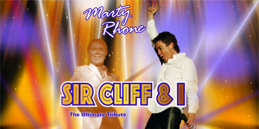 Marty Rhone Presents - Sir Cliff & I