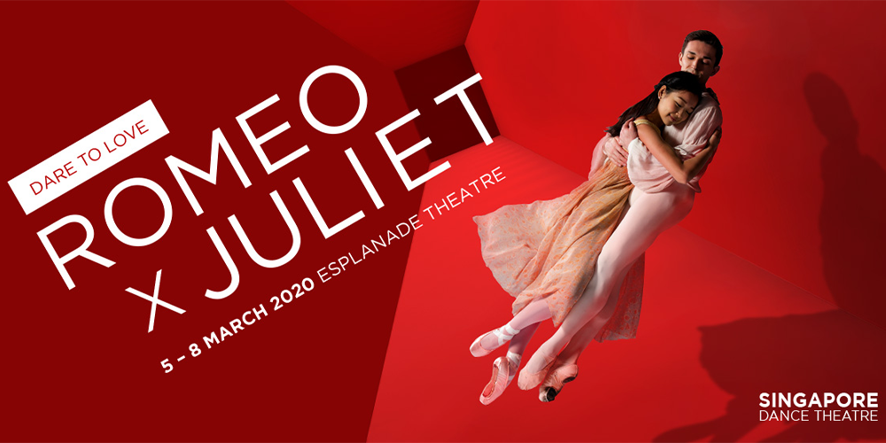 Romeo and Juliet Presented by Singapore Dance Theatre