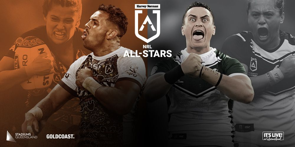 NRL Harvey Norman All-Stars 2020