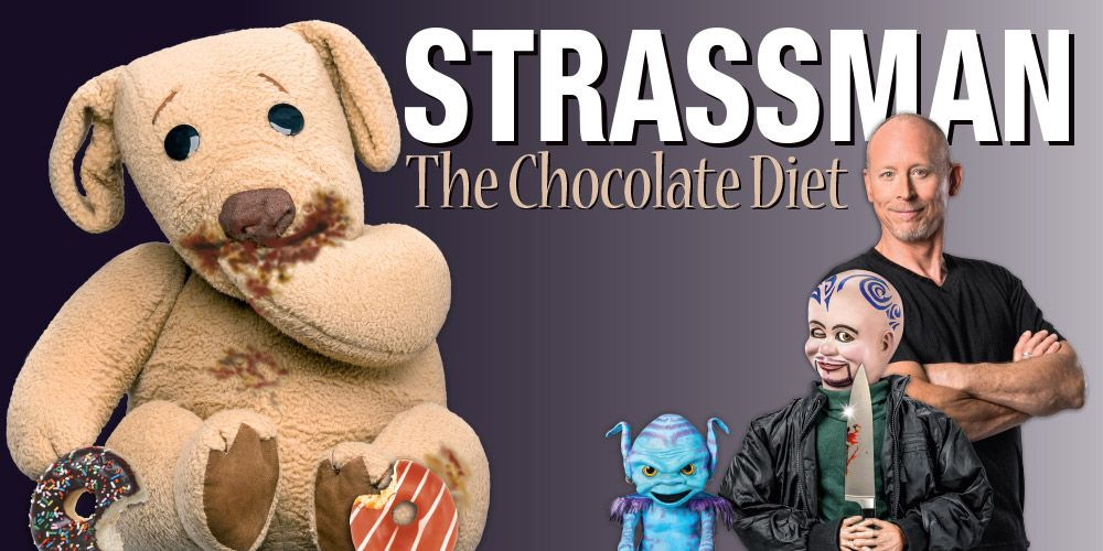 Strassman: The Chocolate Diet