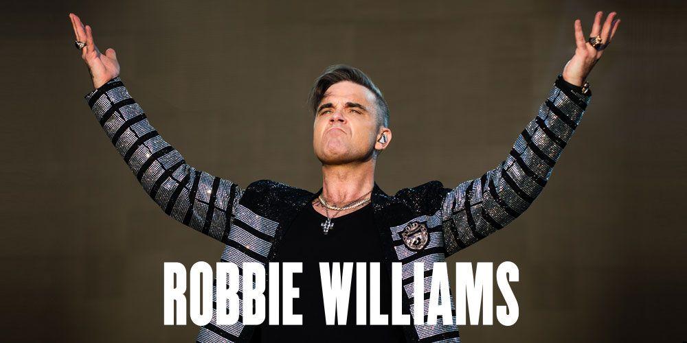 World Tour - Robbie Williams