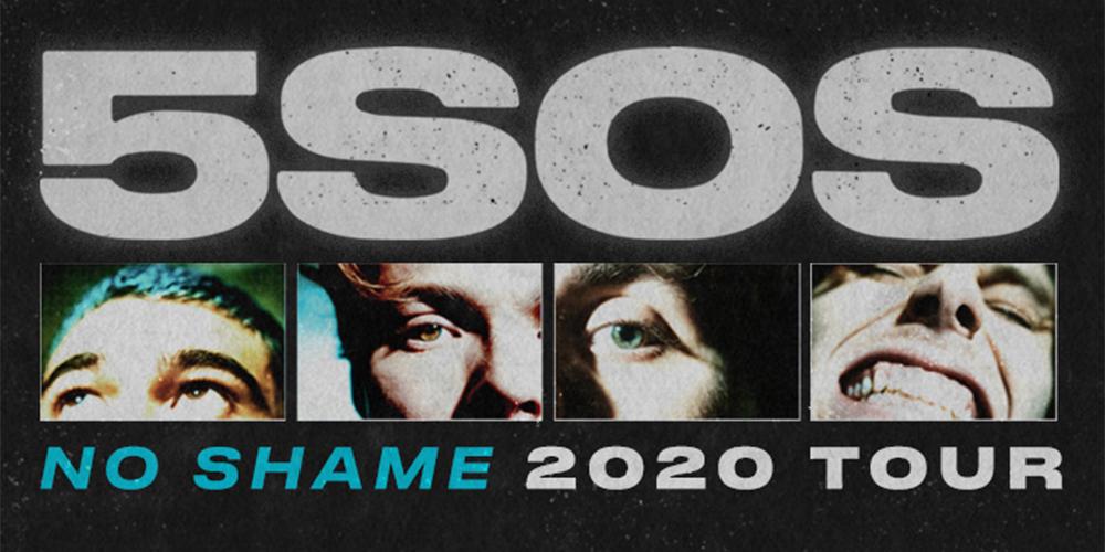 5SOS – No Shame Tour