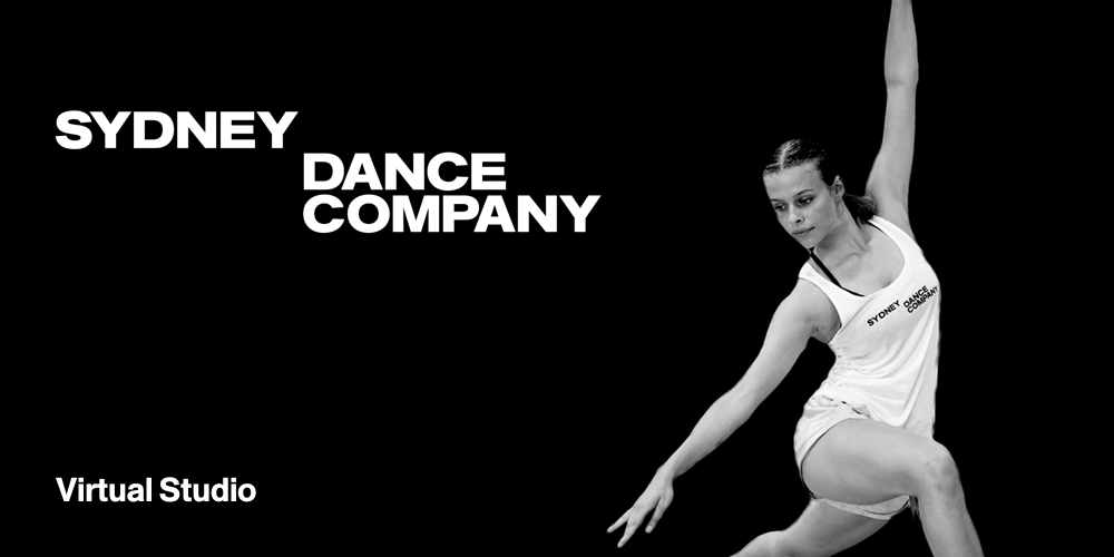 Sydney Dance Company Virtual Studio