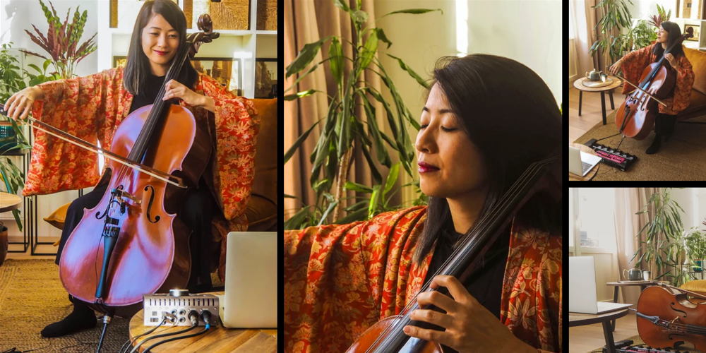 Cello Meditation Concert