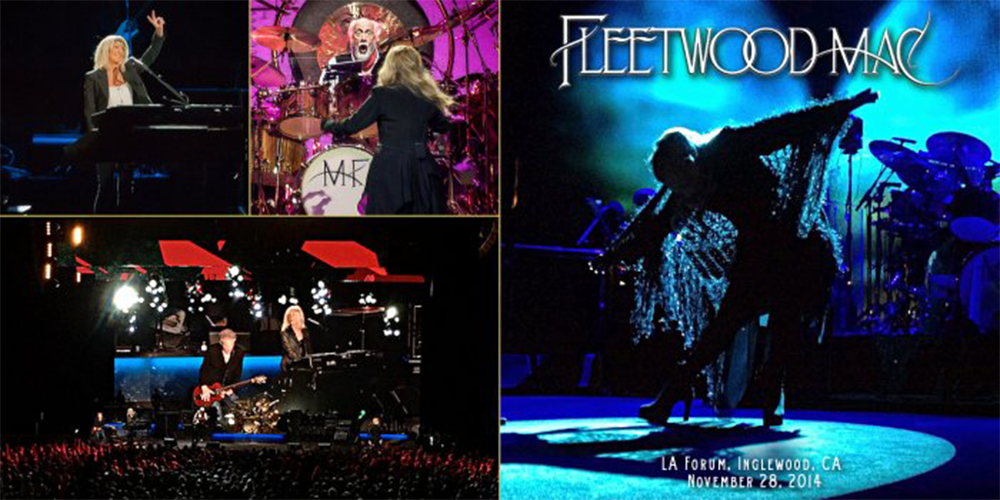 Fleetwood Mac - On With the Show Tour 2014