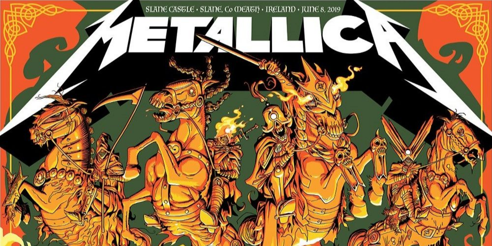 Metallica's Virtual Concert Series