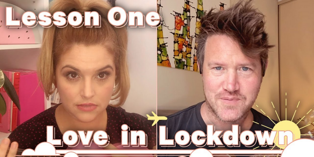 Love in Lockdown (Web Series)