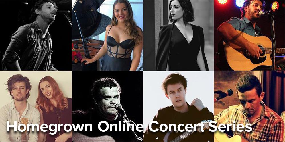 Homegrown Online Concert Series