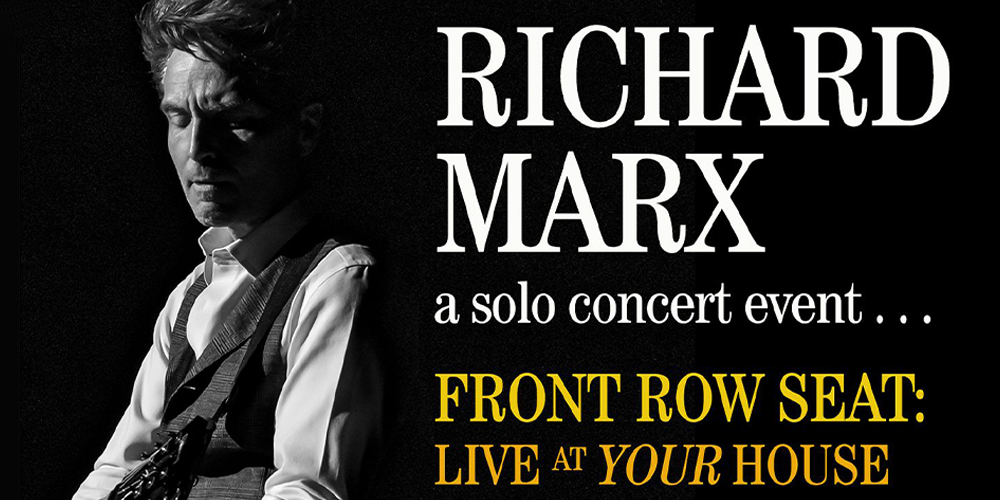 Richard Marx: A Solo Concert Event