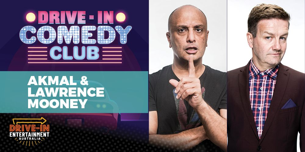 Drive-In Comedy Club ft. Akmal and Lawrence Mooney