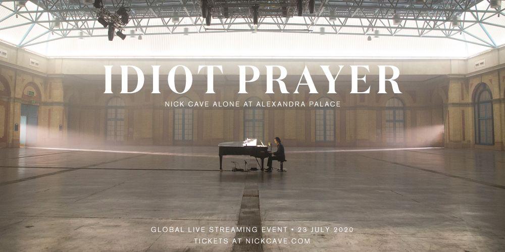 Idiot Prayer: Nick Cave Alone at Alexandra Palace, London